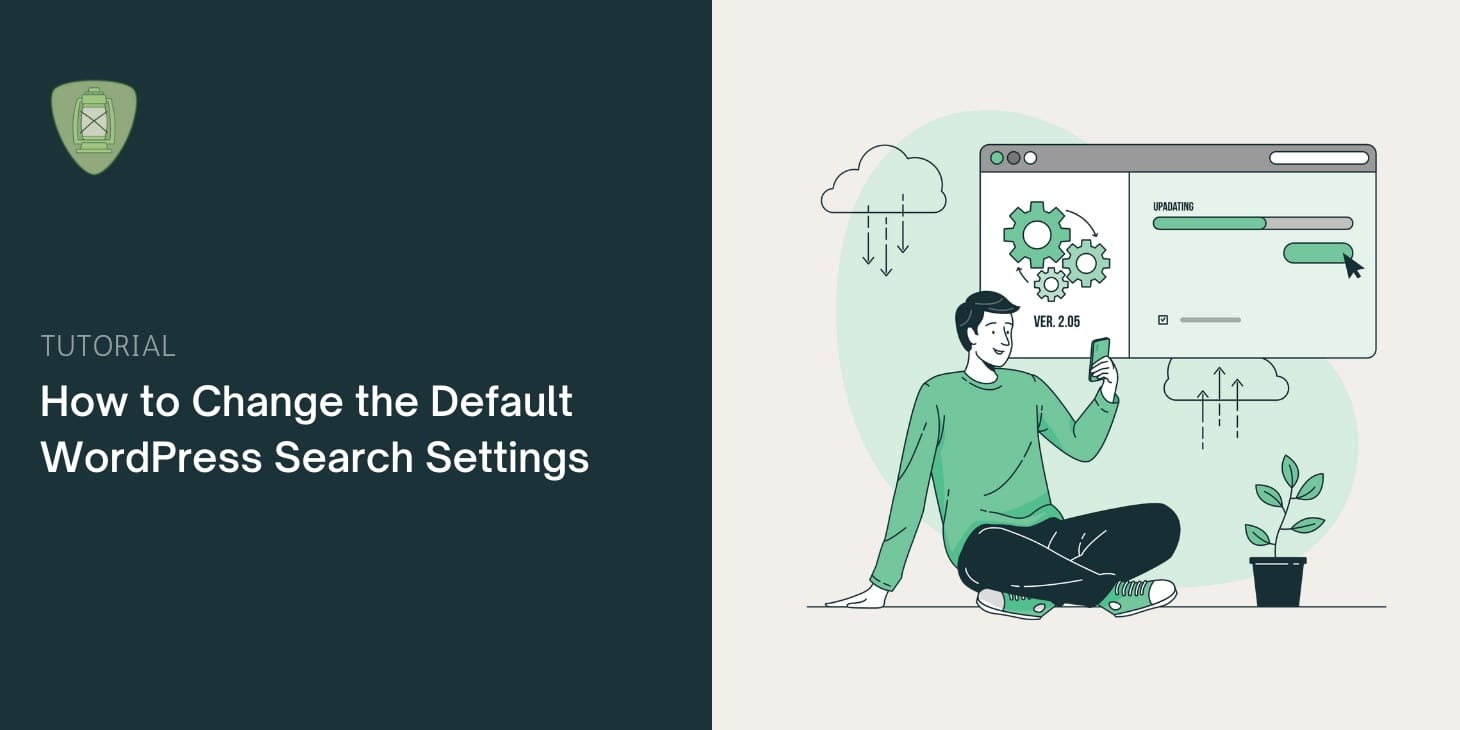 How to Change the Default WordPress Search Settings