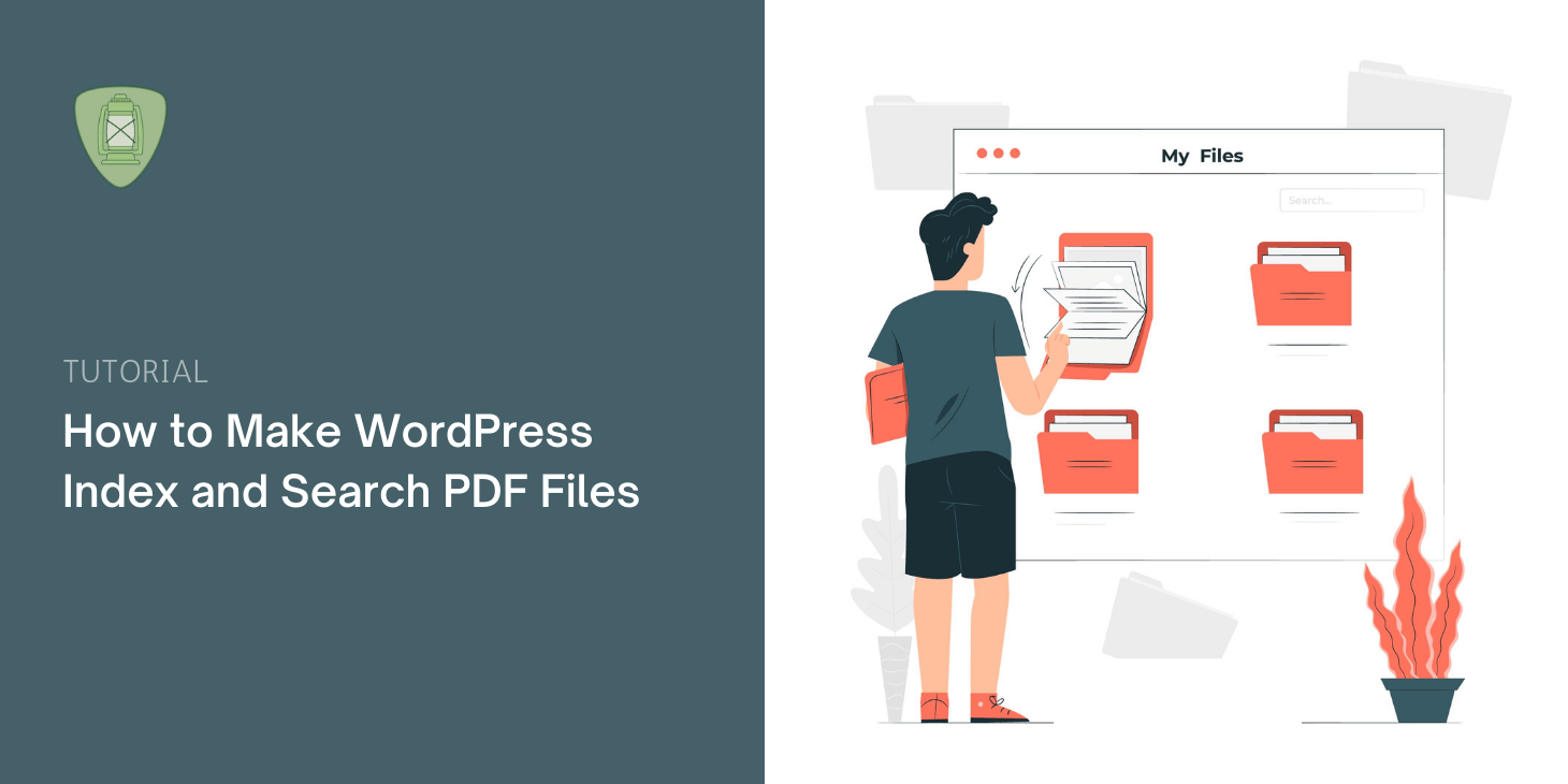 How to Make WordPress Index and Search PDF Files